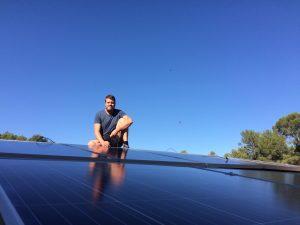 Simon Sharratt, Founder of Clear Sky Solar